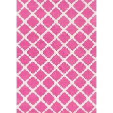 Paddington Pink Area Rug