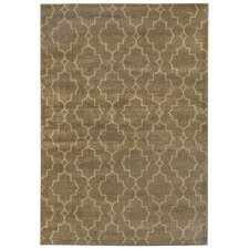 Lauren Grey/Beige Area Rug