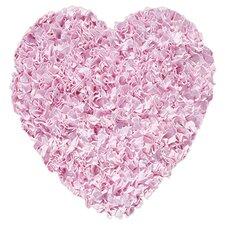 Barnett Hand-Woven Pink Area Rug