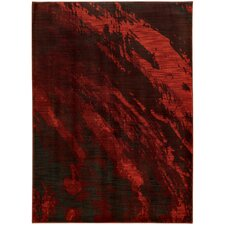 Agave Red/Grey Area Rug