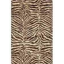 Fremantle Hand-Tufted Chocolate Area Rug