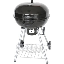 "22.5"" Deluxe Kettle Charcoal Grill"