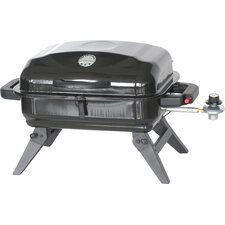 "17.75"" Portable Propane Gas Grill"