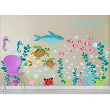 Under the Sea and Oceanic Wall Decal