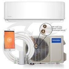 DYI 18,000 BTU Mini-Split Heat Pump with Remote