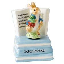 Peter Rabbit Musical Figure