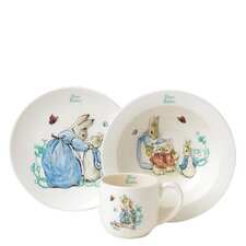 3 Piece Peter Rabbit Nursery Set