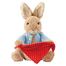 Peter Rabbit Peek A Boo Figure