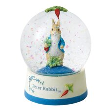Peter Rabbit Water Ball Figure