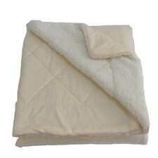 Micro-Mink Oversized Quilting Throw Blanket