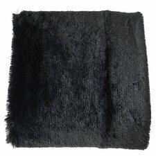 Faux Long Fur Throw Blanket
