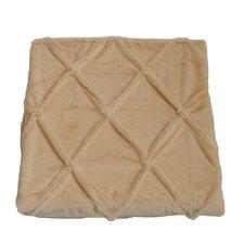 Plush Plaid Throw Blanket