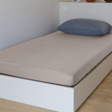 Breathable and Waterproof Standard Fitted Sheet and Protector