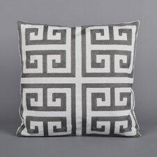 Alena Embroidered Throw Pillow
