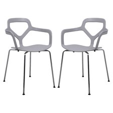 Carney Arm Chair (Set of 2)