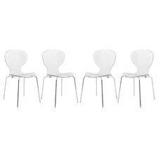 Oyster Side Chair (Set of 4)