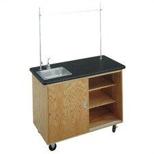 Economy Mobile Laboratory Table