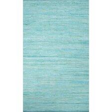 Newman Hand-Woven Blue Area Rug