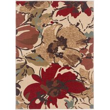 Colesville Beige 3 Piece Area Rug Set