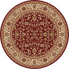 Richmond Red Area Rug