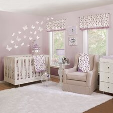 Sophie 4 Piece Crib Bedding Set