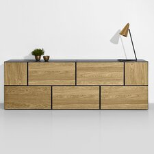 Just A Box 7 Door Sideboard