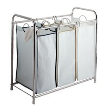 3 Section Laundry Sorter