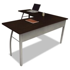 Aisha Corner Writing Desk