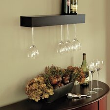 Bobnice 15 Bottle Wall Mounted Wine Rack