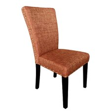 Zoey Upholstered Parsons Chair (Set of 2)
