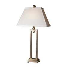 "Terrey 29"" H Table Lamp with Empire Shade"