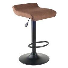 Varroville Adjustable Height Swivel Bar Stool