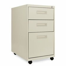 Bohdalov 3 Drawer Mobile Vertical File