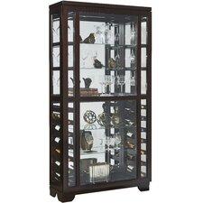 Damon 14 Bottle Floor Wine Cabinet