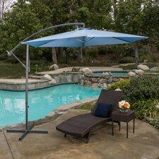 10' Contemporary Canopy Cantilever Umbrella