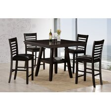 Harrells 5 Piece Dining Set by Simmons Casegoods