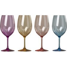 20 Oz 4 Piece Wine Glass Set (Set of 4)