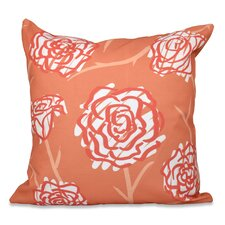 Grovetown Spring Floral 2 Outdoor Throw Pillow