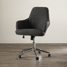 Lucie Adjustable Mid-Back Office Chair