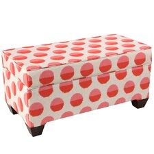 Autumn Upholstered Storage Bedroom Bench