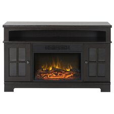 Oliver TV Stand with Electric Fireplace
