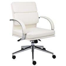 Margaret Mid-Back Conference Chair Caressoft Plus Adjustable Office