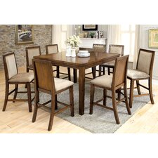 Ashfield 9 Piece Counter Height Dining Set