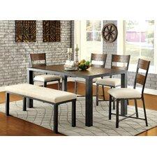 Ives 6 Piece Dining Set