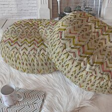 Carlton Round Floor Pillow