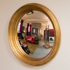 "33"" Convex Wall Mirror"