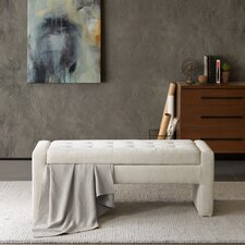 Chandra Upholstered Storage Bedroom Bench