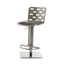 Barchov Adjustable Height Swivel Bar Stool