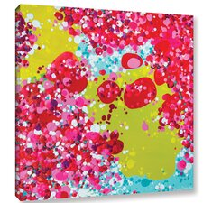 Bag of Candy Painting Print on Wrapped Canvas