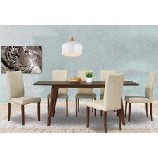 Bohostice 7 Piece Dining Set
